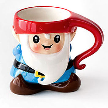 To Gnome Me Is To Love Me Mug