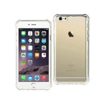 REIKO IPHONE 6 CLEAR BUMPER CASE WITH AIR CUSHION PROTECTION IN CLEAR