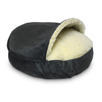 Snoozer Cozy Cave Luxury Hooded Pet Bed