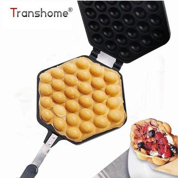 DCCKFS2 Transhome 1Pcs Household Eggs Aberdeen Mold Baking Dish Waffle Mold Maker Bakeware Baking Pastry Tools Kitchen Gadgets