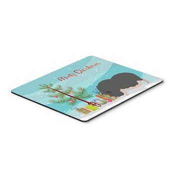 Vietnamese Pot-Bellied Pig Christmas Mouse Pad, Hot Pad or Trivet BB9308MP