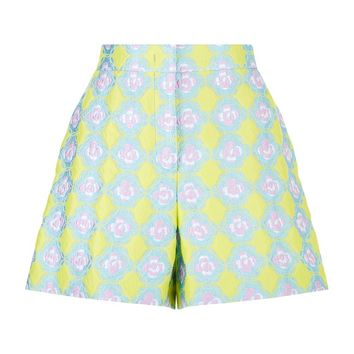 Emilio Pucci Jacquard Patterned Shorts | Harrods.com