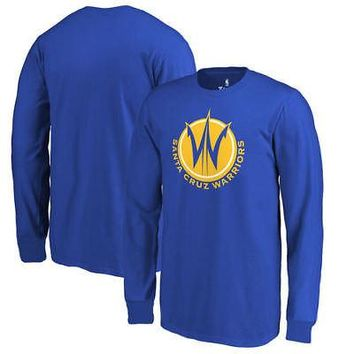 Licensed Sports Santa Cruz Warriors Fanatics Branded Youth Primary Logo Long Sleeve T-Shirt - KO_20_2