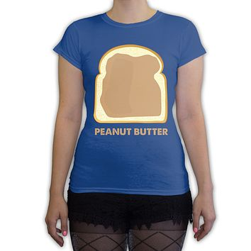 Function - Couples Halloween Peanut Butter Costume Men's Fashion Tank Top