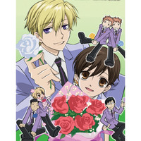 Ouran High School Host Club Rose Poster