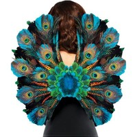 Peacock Feather Wings- Party City