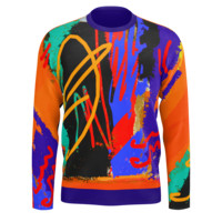 Wild and Wicked Long Sleeve T-shirt 1 for Men