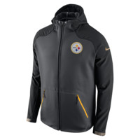 Nike Championship Drive Ultimatum Therma Sphere (NFL Steelers) Men's Jacket