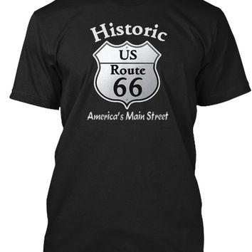 Route 66 US Historic highway