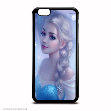 Elsa Frozen Princes Walt Disney Case For Iphone Case