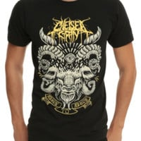 Chelsea Grin Ashes To Ashes Goat T-Shirt 3XL