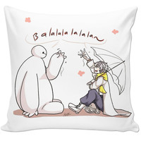 DMMD / Big Hero 6 Pillow