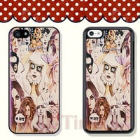 Lady GaGa, iPhone 5 case iPhone 5c case iPhone 5s case iPhone 4 case iPhone 4s case, Samsung Galaxy S3 \S4 Case --X51143
