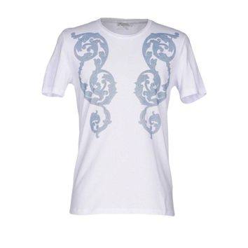 Men's Versace Collection. Graphic T-shirt.