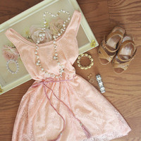 Summer Garden Party Dress  from SJ Style