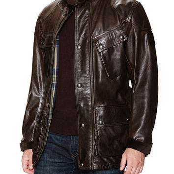 Belstaff Men's Panther Signature