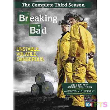 BREAKING BAD:COMPLETE THIRD SEASON