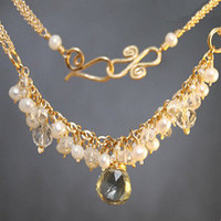 Necklace 292 - GOLD
