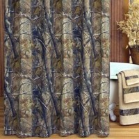 Realtree AP Camo Shower Curtains | Realtree.com