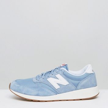 New Balance 70s Running 420 Trainers In Blue MRL420SP at asos.com