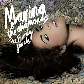 Marina and the Diamonds : The Family Jewels CD