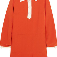 See by Chloé - Crepe mini dress