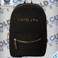 """Cold Cuts Merch - Tigers Jaw """"Logo"""" Backpack"""