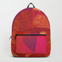 Abstraction 01 #society6 #buyArt #decor Backpack by mirimo