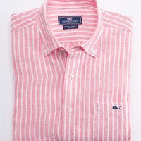 Vineyard Vines - Stoneacre Stripe Tucker Shirt