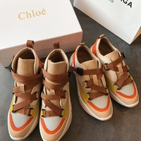Chloe SONNIE HIGH-TOP/ LOW-TOP SNEAKER