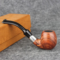 Rosewood Tobacco Pipe