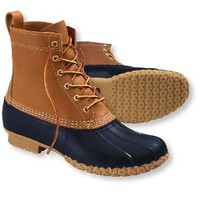"""Women's Bean Boots by L.L.Bean, 8"""": Winter Boots 