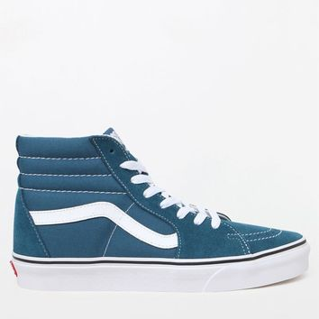 Vans Women's Blue Sk8-Hi Sneakers at PacSun.com - blue | PacSun