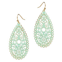 STYLE BREAK: Veronica Earrings