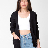 American Apparel - Unisex Cotton Cardigan