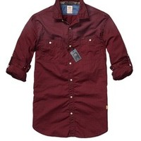Mens Shirts - Scotch and Soda Shirts for Men | Scotch & Soda Online Store