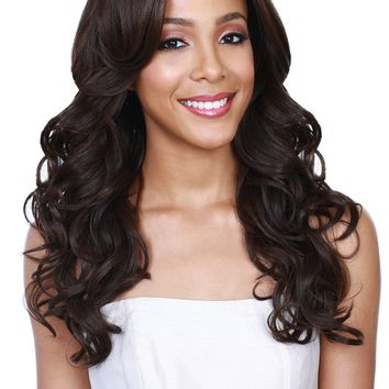 Bobbi Boss MWWS 15 Itaya Synthetic Lace Front Wig