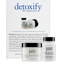 philosophy Detoxify - The Oxygen Peel (10 Applications The Oxygen Peel)