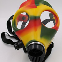 Smoke Mask Water Pipe