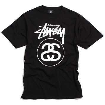 Stock Link T-Shirt Black