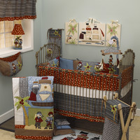 Cotton Tale Pirates Cove Crib Bedding