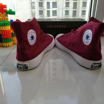 Fashion Online Converse Chuck Taylor All Star Ii Unisex Sport Casual High Help Shoes Canvas Shoes Couple Cloth Shoes