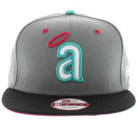 California Angels For The Lebron 9 South Beach SNAPBACK 9fifty 950 New Era