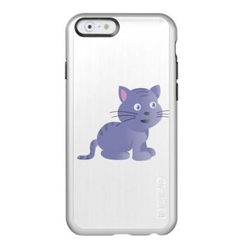 Cat Clip-Art Incipio Feather® Shine iPhone 6 Case