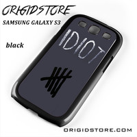 Idiot 5sos Hater For Samsung Galaxy S3 Case UY