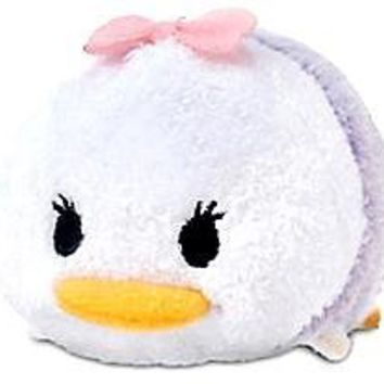 Disney Daisy Duck ''Tsum Tsum'' Plush - Mini - 3 1/2''