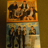 Big Time Rush Poster Bundle  - Niall Horan - Selena Gomez
