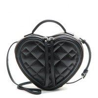 marc by marc jacobs - heart leather shoulder bag