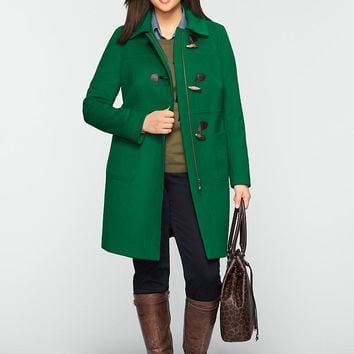 Talbots - The Classic Toggle Coat with Thinsulate(tm) Lining