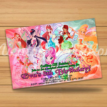 Winx Club - Digital File